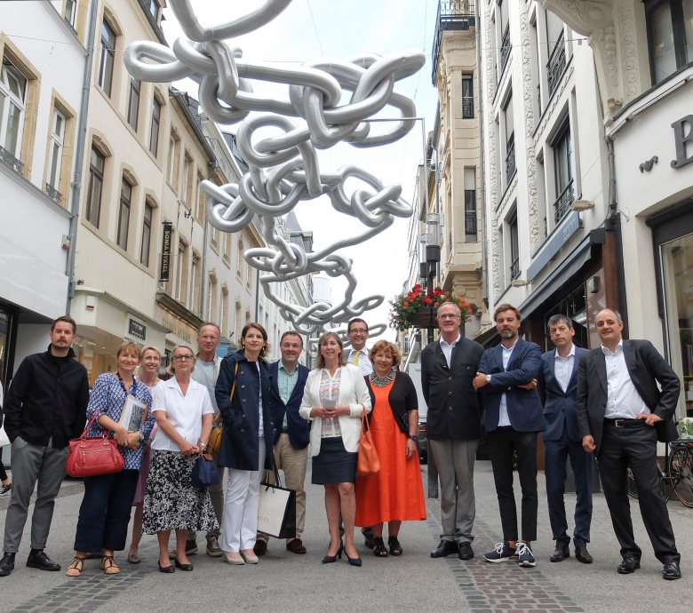 Inauguration_projet_artistique_rue_Philippe_II_avenue_de_la_Porte-Neuve_15062017_1_Copyright_Phototheque_VDL_Marc_Wilwert