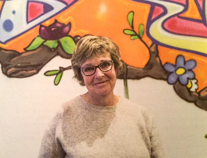 Viviane Loschetter Delano April 2017
